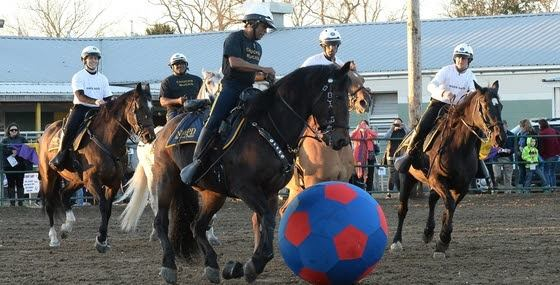 Oxford, Mississippi Police to Play in the Mounted Police World Cup Playoffs in New Orleans Wednesday, November 14, 2018