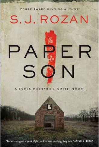 """S.J. Rozan Reads and Signs Her Novel """"Paper Son"""" Thursday, June 20"""