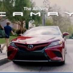 All New Camry Commercial Yaris Trd Sportivo 2018 Toyota The Location Portal