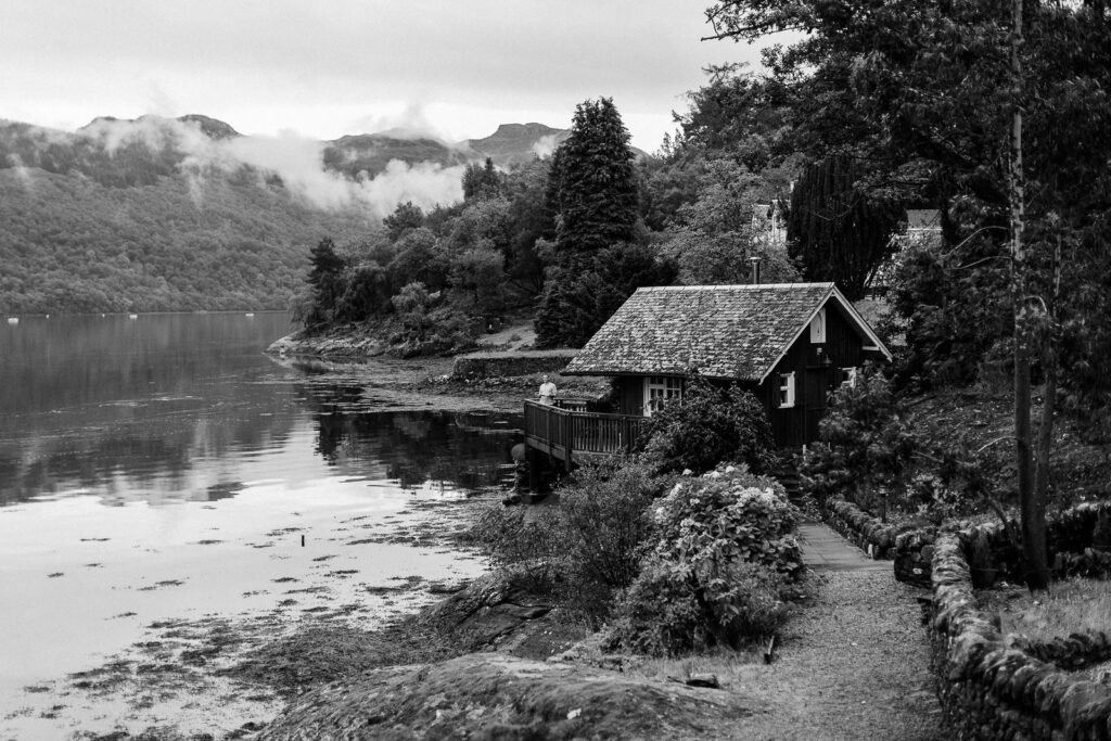The Summerhouse at The Lodge on Loch Goil