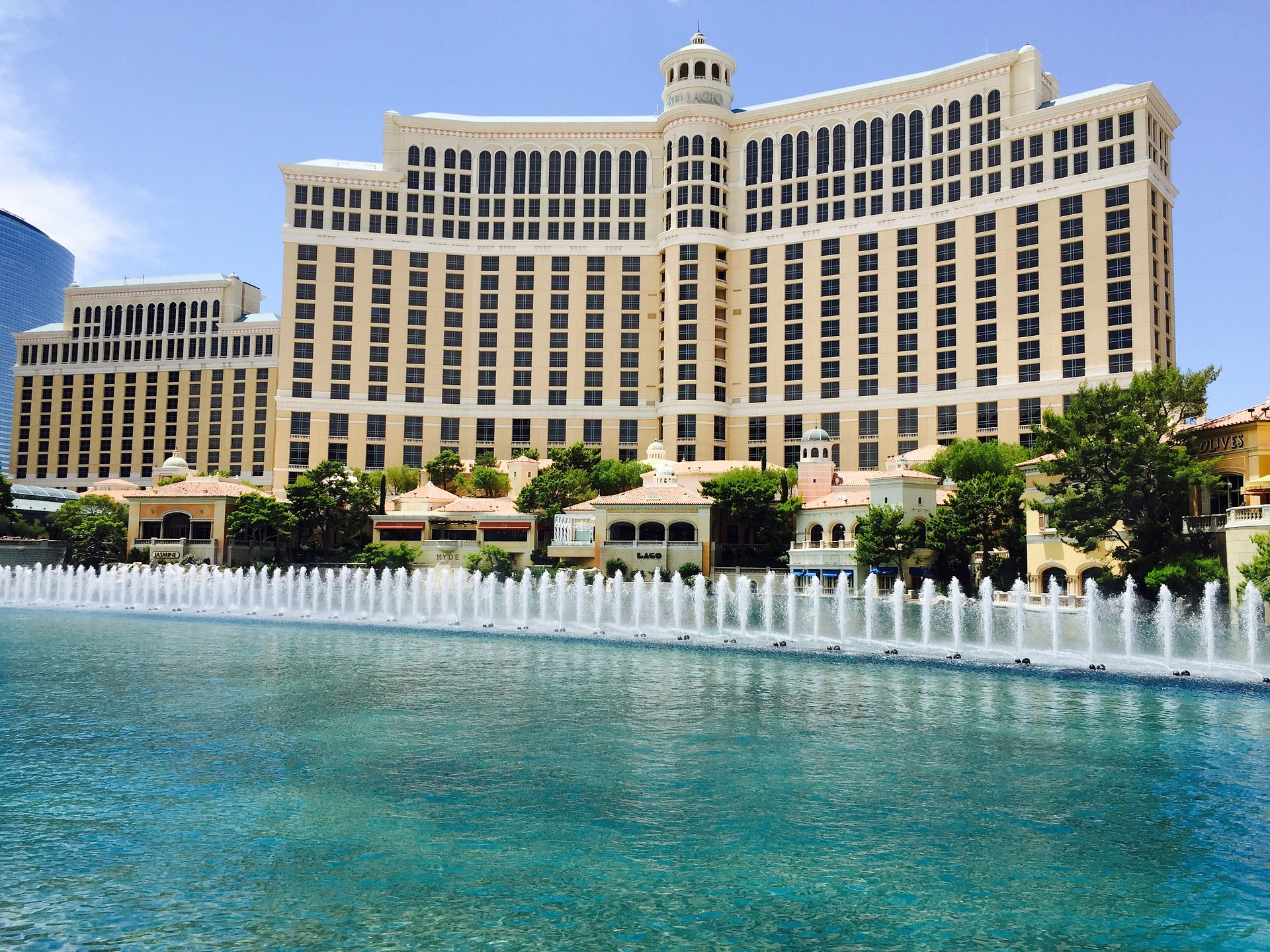 The Bellagio - Las Vegas, United States