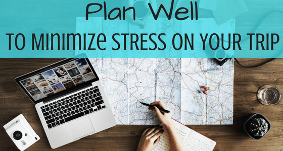 Plan-Well-To-Minimize-Stress-On-Your-Trip-Blog Template