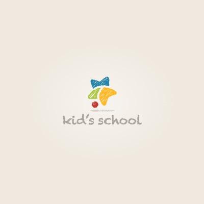 Kid S School Logo Logo Design Gallery Inspiration Logomix