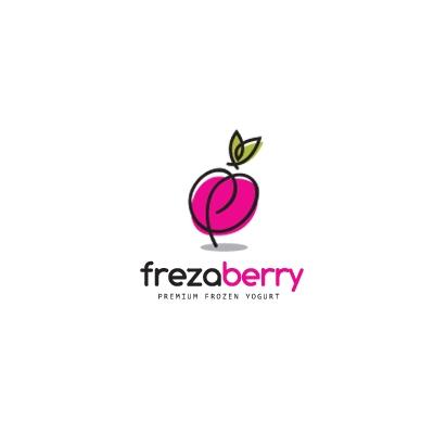 appealing fruit logo designs
