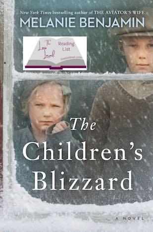 "cover of ""The Children's Blizzard"""