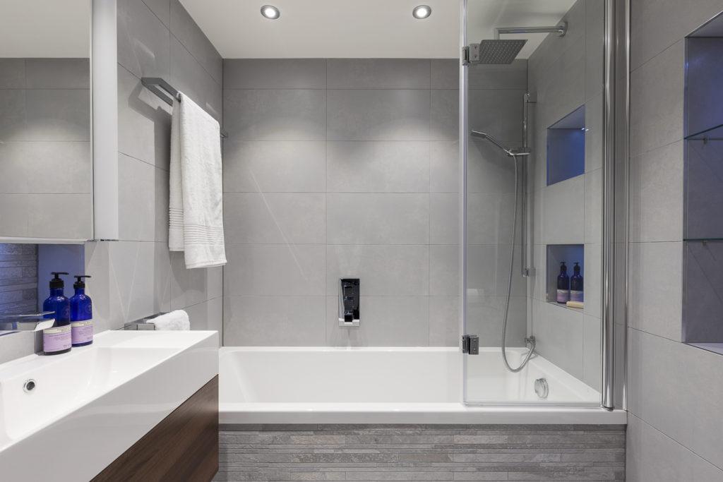 5 Small Bathroom Shower Design Ideas The London Bath Co