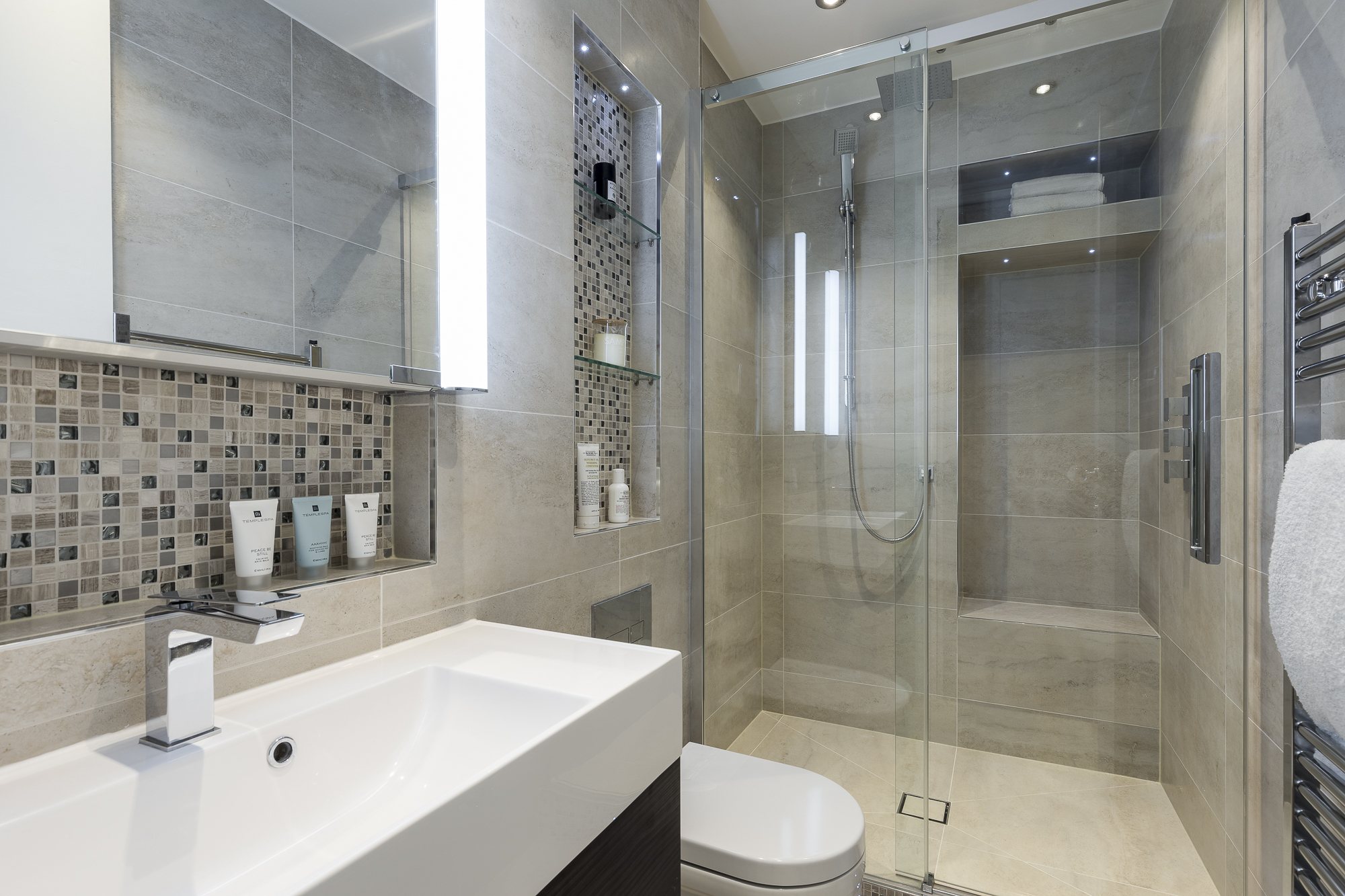 5 Small Bathroom Shower Design Ideas The London Bath Co