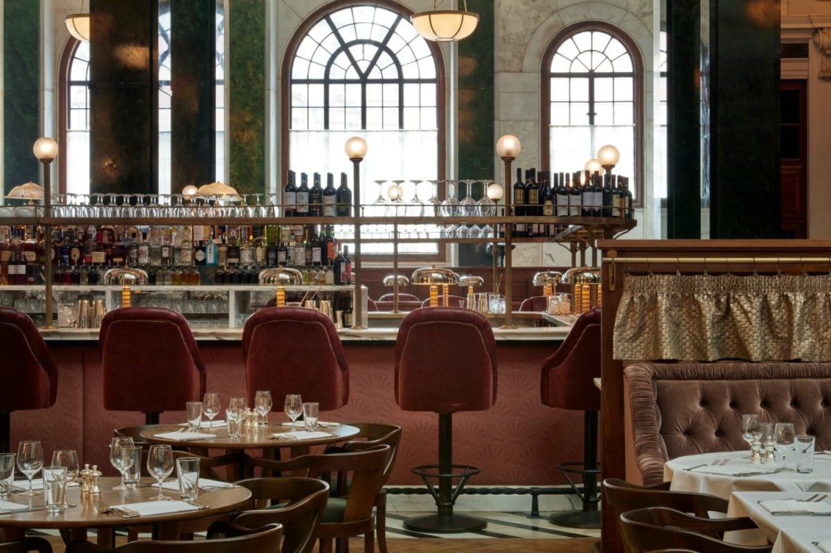 Restaurant Review  Cecconis at The Ned