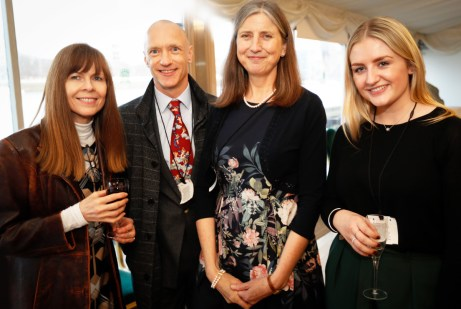 Ruth Canning, Peter Sheridan, Anne O'Brien, Katie Yeomans
