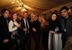 Jenny Sterne, Nigel Evans, Katie Yeomans, Lucy Binnersley, Abi Lofthouse, Nick Foundoukis