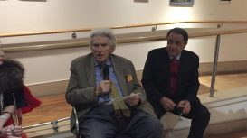 Lord Gowrie and Dr Al Chalabi