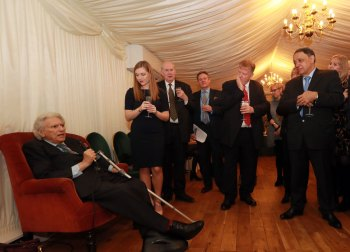 Lord Gowrie's Speech