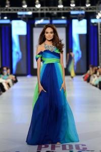 Maxi Dress - Maheen Karim