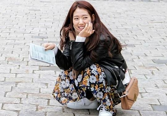 Paris Fashion Week 2016: Park Shin Hye