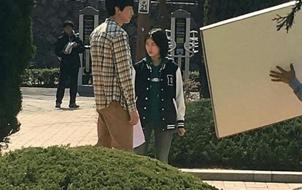 Lee Kwang Soo With Jung So Min