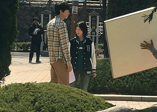 Lee Kwang Soo With Jung So Min