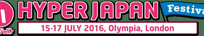 Hyper Japan 2016 - 15th, 16th, 17th July
