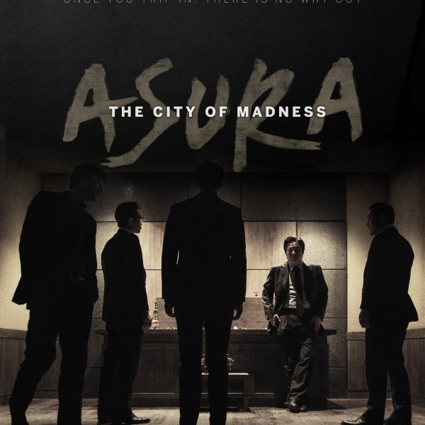 ASURA THE CITY OF MADNESS - Trailer Review