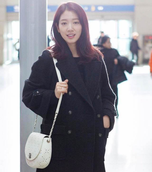 Park Shin Hye Heads For Chanel Couture SS17 In Paris Fashion Week
