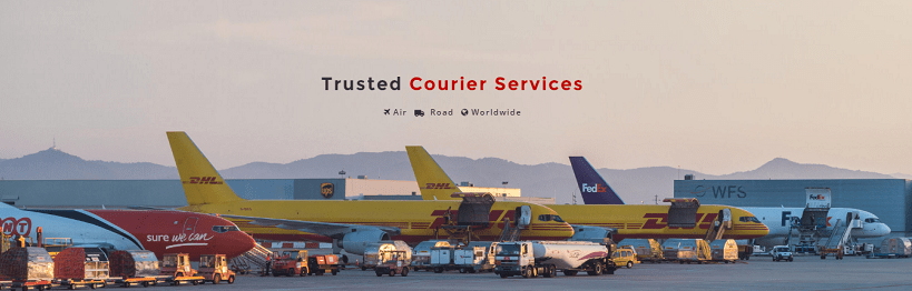 COURIERPOINT Is The Best In Luggage Shipping Service