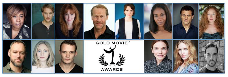 The GOLD MOVIE AWARDS announce their 2019 jury