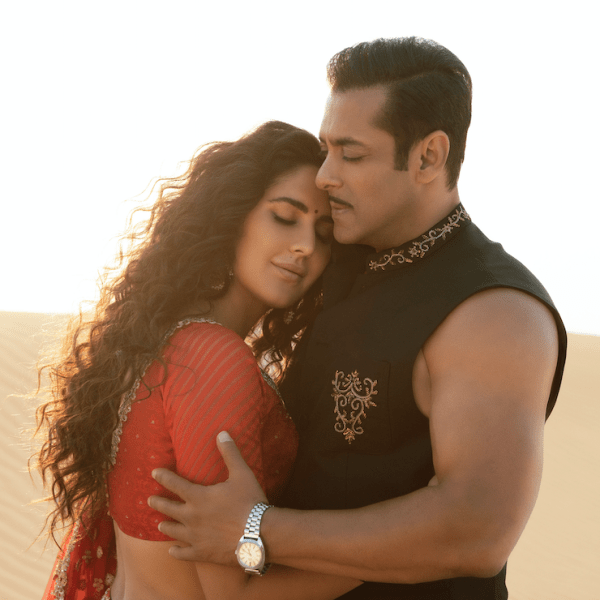 Katrina Kaif on her BHARAT co star Salman Khan