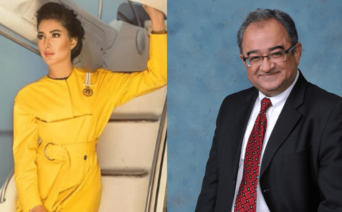 Mehwish Hayat Answers Tarek Fatah's Propagandist Tweet Using A Clip From Load Wedding