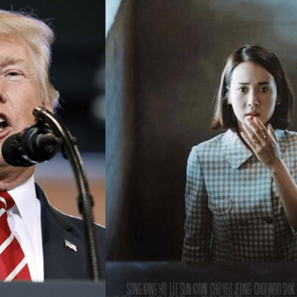 President Trump Criticises Parasite Winning 4 Oscars