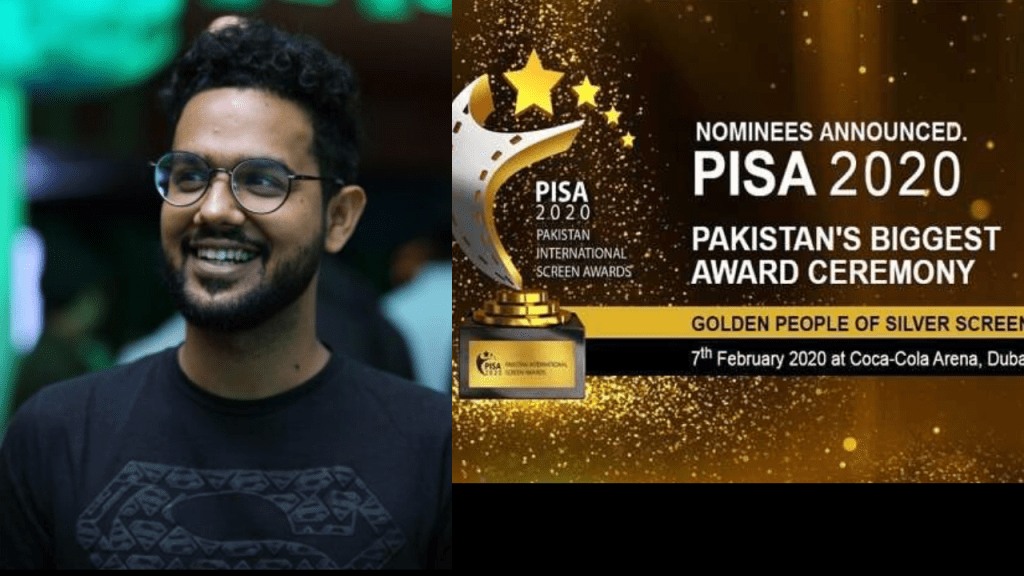 Ali Gul Pir Compares Mismanaged PISA Awards 2020 With The Doomed Fyre Festival