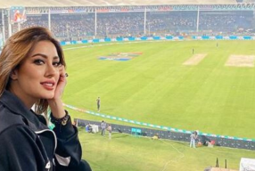 Mehwish Hayat Praises International Cricket Players Playing In The 5th Pakistan Super League 2020
