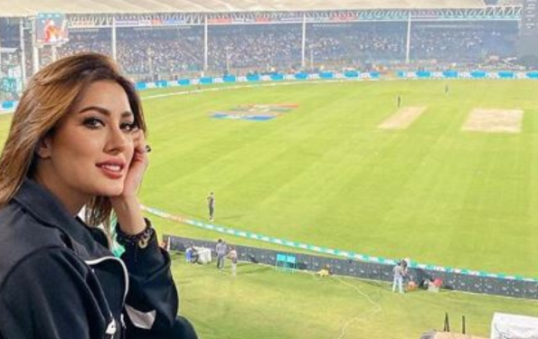 Mehish Hayat Praises International Cricket Players Playing In The 5th Pakistan Super League 2020
