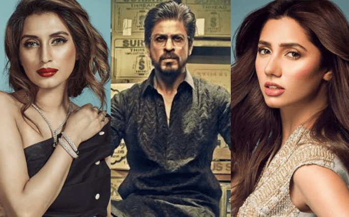 'I Was Offered The Role In RAEES Before Mahira Khan.' Iman Ali Reveals