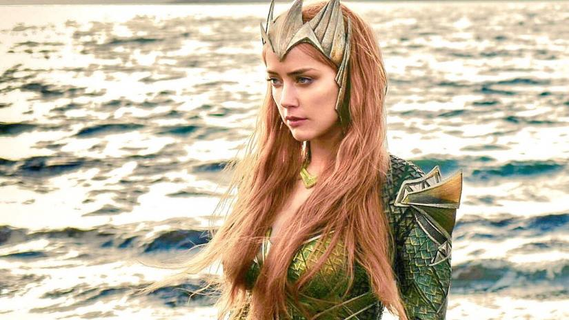 Is Amber Heard Out Of Aquaman 2