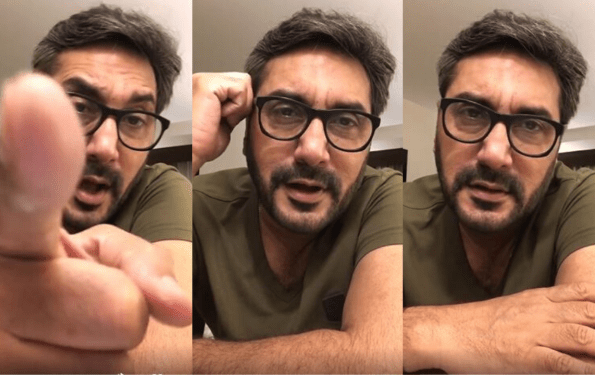 Adnan Siddiqui Shares Some Words Of Wisdom During Quarantine