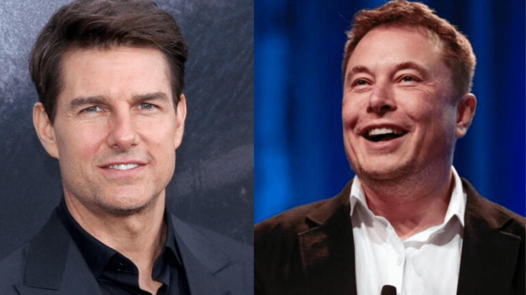 Tom Cruise's Future Film To Be Shot In Elon Musk's Space X Space Station