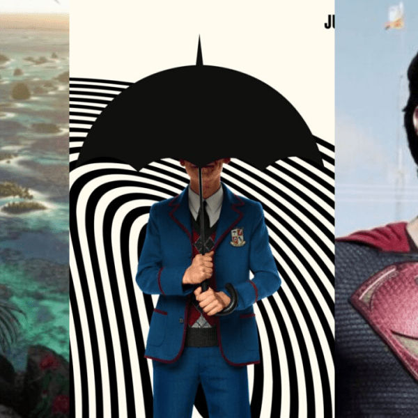 Henry Cavill Returns As Superman, Avatar 2 Update, The Umbrella Academy S2 Posters Revealed