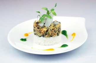 Food-photography-nut-and-rice-with-puree