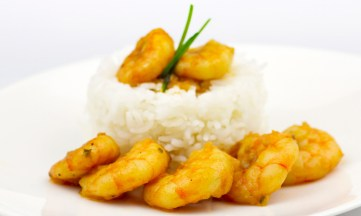 Food-photography-4-prawns-with-rice