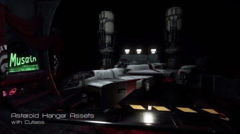 Asteroid Hangar Assets