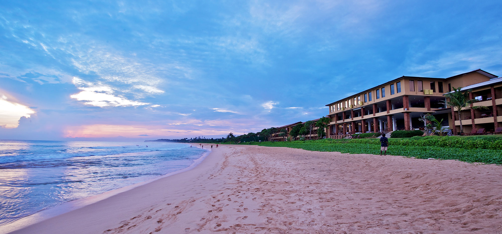 Photo Gallery of The Long Beach Resort in Koggala Sri Lanka
