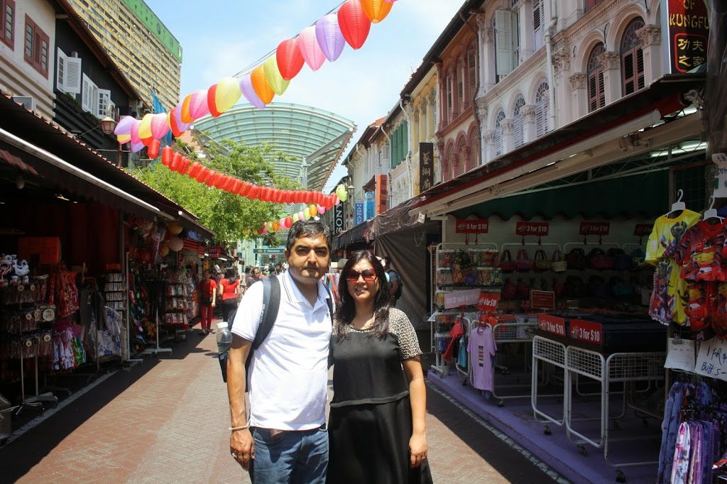 Adventure Begins Part 10 : Singapore Day 4 ( China Town, Little India and Orchard Road)