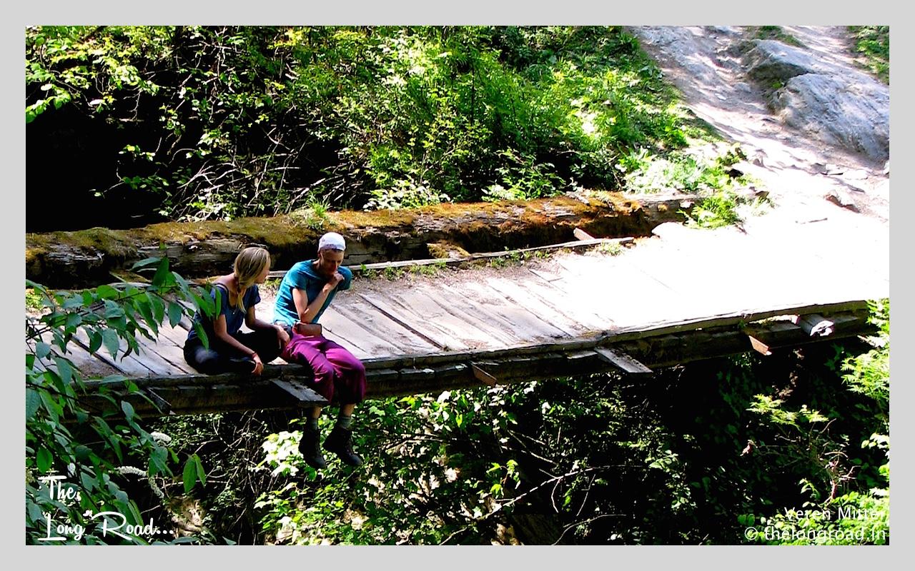 Kheerganga, A Mystical trek with Natural Hot springs.
