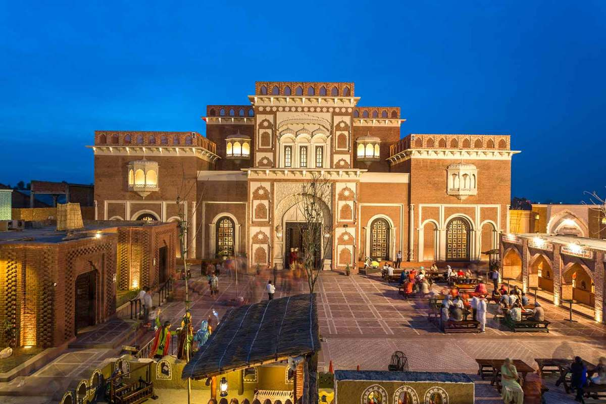 Haveli Amritsar- An Insight into  Cultural Heritage of Punjab