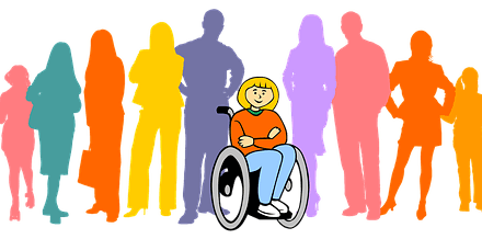 Disabled workers at 10 year low