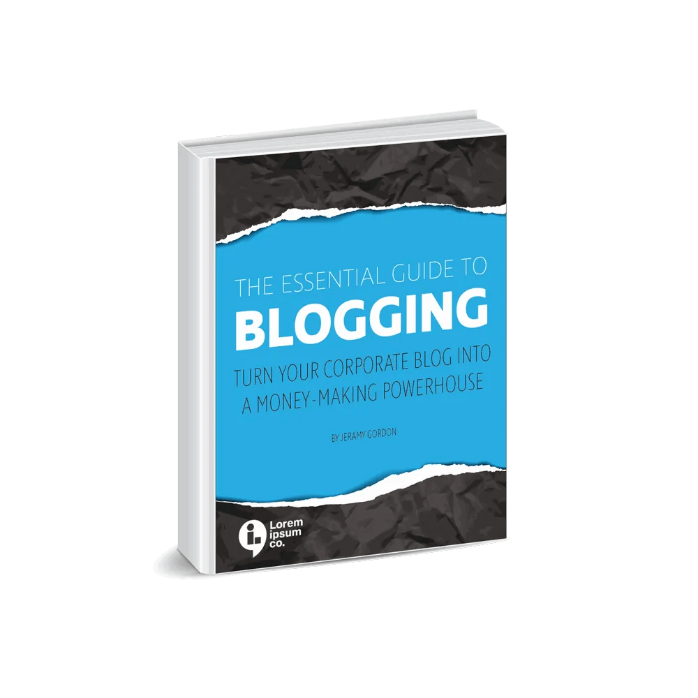 essential guide to blogging ebook