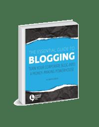 essential guide to blogging ebook