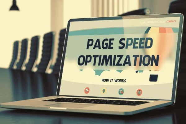site speed optimization