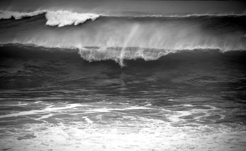 Grief comes in waves | The Loss Foundation
