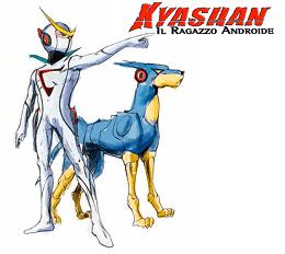 il cane di Kyashan