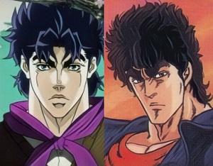 Perchè Jonathan Joestar assomiglia a Kenshiro
